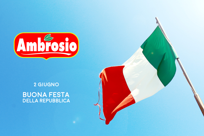 Ambrosio - Buona Festa della Repubblica