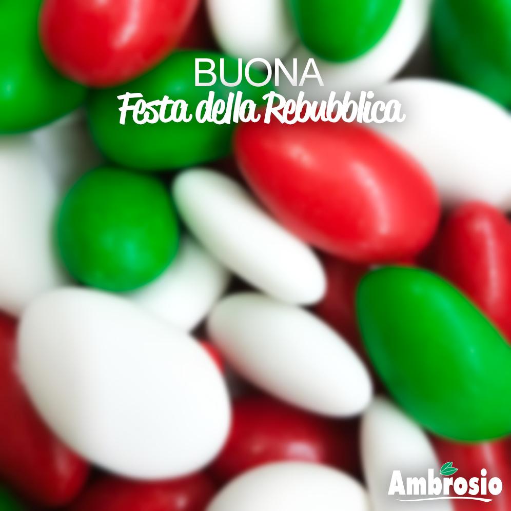 Ambrosio IDAV SpA | Festa della Repubblica Italiana
