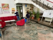 Sanificazione locali Ambrosio IDAV spa